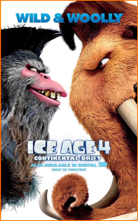 ... Project Ministries » Ice-Age-4-Continental-Drift-Movie-Poster